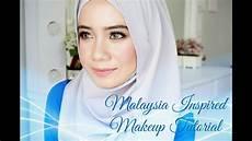 Malaysia Inspired Makeup Tutorial Alyn Devian