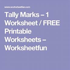 tally marks 1 worksheet free printable worksheets worksheetfun free printable worksheets