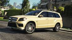 Mercedes Gl63 Amg Add On Replace Gta5 Mods