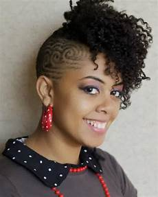 top 50 best natural hairstyles for american 2015 short curly braid