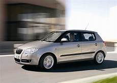 2009 skoda fabia review top speed