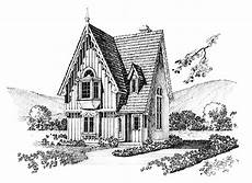 gothic revival house plans eplans gothic revival house plan vintage charm 965