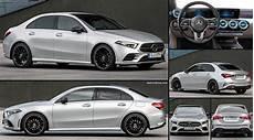 mercedes benz a class sedan 2019 pictures information specs