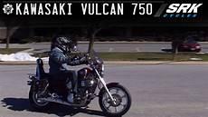 kawasaki vulcan 750 test drive