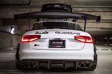 borla exhaust quot allroadoutfitters widebody audi s4 starting off 2017 w a new