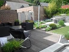 Kleiner Garten Modern - kleiner garten mit wassertisch modern garten other
