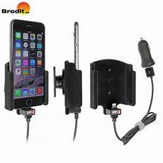 Iphone 6 Autohalterung - brodit iphone 7 6 active car holder with tilt swivel and