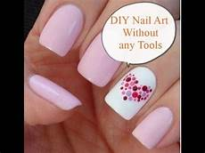 diy nail art without any tools nail art designs easy