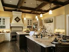 open house plans with large kitchens parktowne luxury home plan 071s 0002 house plans and more