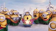 merry christmas minions happy holidays 2018 despicable movie hd youtube