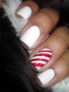 fairly charming 12 mani s of christmas 7 candy canes