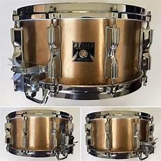tama brass snare tama bell brass 14x6 5 80s reverb