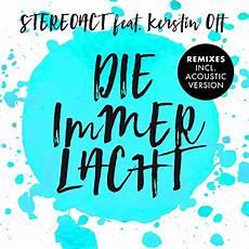 Kerstin Ott Die Immer Lacht Text - die immer lacht 7 track maxi stereoact feat kerstin ott
