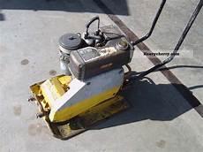 wacker dps 2050 1991 compaction technology construction