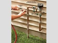 How to Winterize a Sprinkler System   Lamb Real Estate