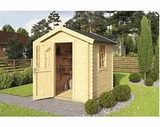gartenhaus keila 1 mit fussboden 200x200 cm natur kaufen
