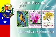 cuales son los simbolos naturales de venezuela sellos ficci 211 n simbolos nacionales de venezuela