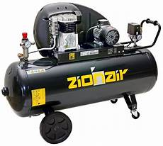 2 2kw kompressor 10 bar 320 l min 400 v 200l kessel