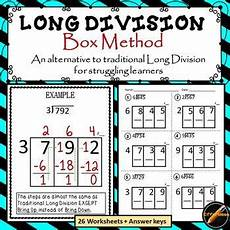 multiplication worksheets box method 4331 pin by s classroom songs on awesome school stuff for teachers math division