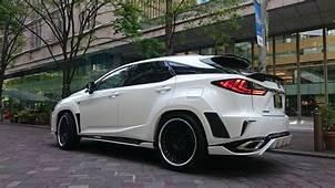 Tuningcars Spotlight Artisan Lexus RX Wide Body