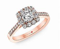 rose gold only you collection diamond engagement ring item 1056124 from the love story only you