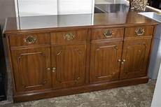 wooden credenza solid wood credenza brown office solutions