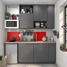 cuisine studio une cuisine id 233 al pour un studio leroy merlin
