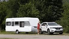 Tracter Une Caravane Avec Une Bo 238 Te Automatique Avantages