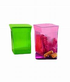 Family Mate Tupperware tupperware family mate square containers set of 2 buy