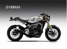 Racing Caf 232 Design Corner Yamaha Xsr 900 Series By