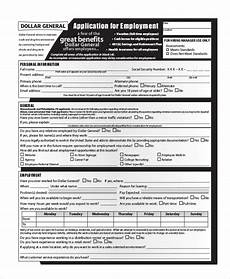 free 8 sle general application forms pdf