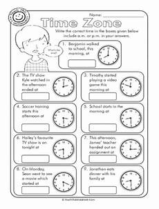worksheets time zone activities 3275 teaching time zones worksheets