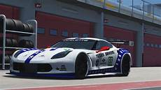 skins corvette c7r team drivers racedepartment