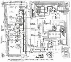 52 wiring diagram and engine question ford truck enthusiasts forums
