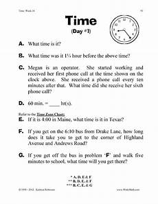 time worksheets 5th grade 3292 teaching time worksheets 3rd 4th 5th grade centers