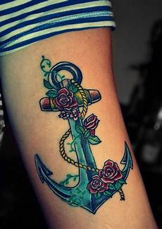 anchor tattoos page 7