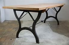 table salle a manger vintage table de salle 224 manger vintage industrielle en vente sur