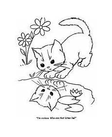 Malvorlagen Katzen Baby Ausmalbilder Baby Katzen Zum Ausdrucken 2959 In 2020