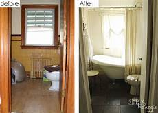 Bathroom Pictures Before And After by 28 Best Budget Friendly Bathroom Makeover Ideas And