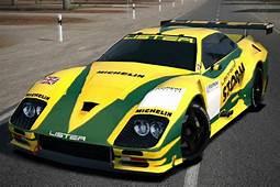 Lister Storm V12 Race Car 99  Gran Turismo Wiki Fandom