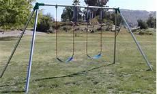 playground swing sets swing standard 10 ft high residential swing set