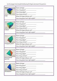 3d shape properties by julianne26 uk teaching resources tes