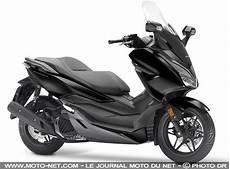 125 Prix Du Nouveau Honda Forza 125 2019 5099 Ttc
