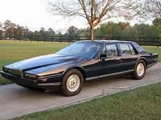 rare rides the 1984 aston martin lagonda a paragon of reliability