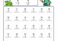2nd grade math worksheet subtraction and addition 2nd grade math worksheets free printables education