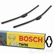 bosch aerotwin scheibenwischer set vorne a927s 530 475mm