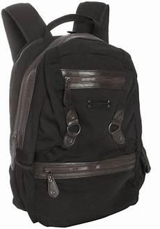 marc new york black rivington computer backpack in black