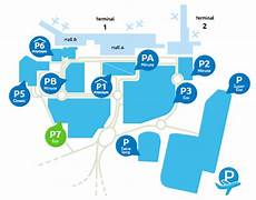 Parking P7 A 233 Roport De Marseille Marignane Infos Prix