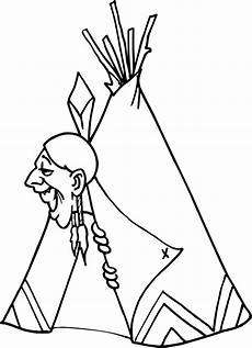 Ausmalbilder Indianer Indian Coloring Pages Learn To Coloring