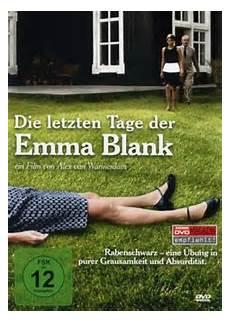 Die Letzten Tage Der Blank - die letzten tage der blank dvd oder leihen